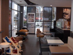 McDonalds - Felix, Zagreb